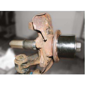 Universal-PKW-Radlager-Werkzeug-Satz, 19-tlg. 150.