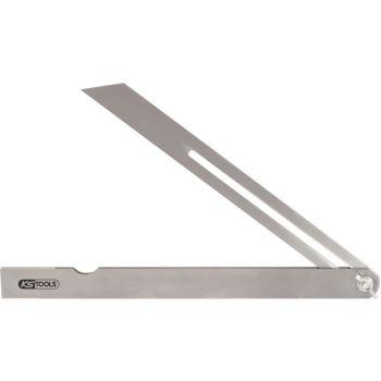 Verstellbarer Winkel mit Stahlschenkel, 200mm 300.