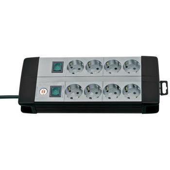 Premium-Line Technik Steckdosenleiste 8-fach Duo s