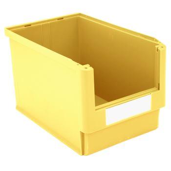 Sichtlagerkästen SK, 500 x 310 x 300, gelb