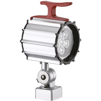 LED-Maschinenleuchte 6 x 1 W, Einbauversion Schutz