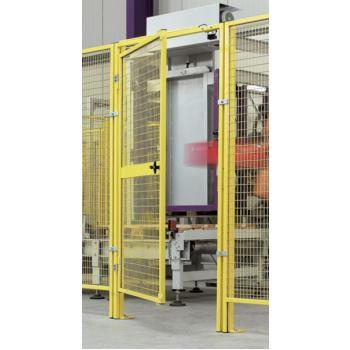 Einzeltürelement f.MS-System Abm. (BxH)1000x2000mm