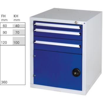Unterbauschrank Modell KK 3 HxBxT 710x570x680 m