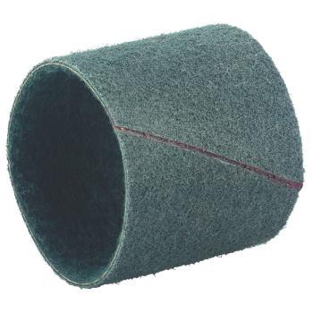 2 Vlies-Schleifhülsen 90x100 mm, mittel, für SE 12