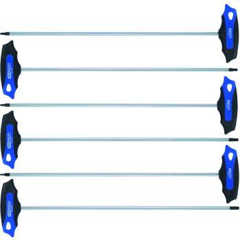 ERGOTORQUE®plus T-Griff-TX-Stiftschlüssel-Satz 158