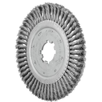 Rundbürste, gezopft RBG 25016/50,8 ST 0,35