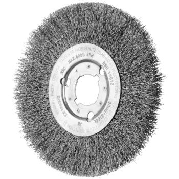 Rundbürste, ungezopft RBU 18012/22,2 ST 0,30