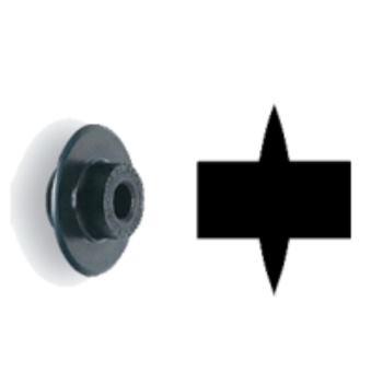 Schneidrad für Stahl, spitzer Winkel für Rohrabsch neider