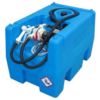 Mobile Tankanlage MT-AdBlue® 220 mit Standard-Pist