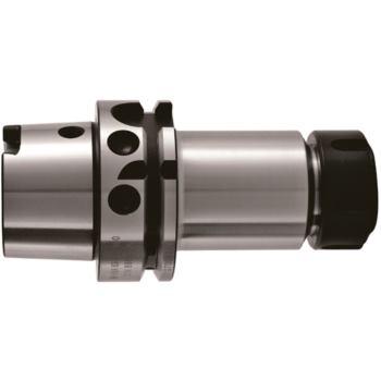 Spannzangenfutter HSK-A63 ER16 A160 DIN 69893-1 F