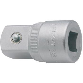 """Übergangsstück Adapter 1/2"""" Zoll zu 3/8"""" Zoll DIN 3123"""