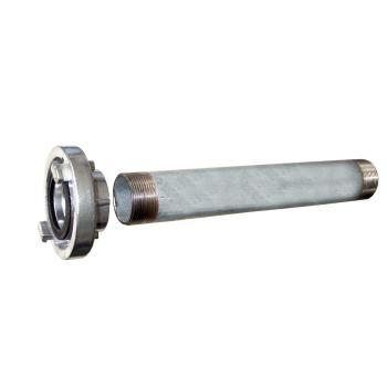 Storzkupplung mit Verlängerungsrohr 300 mm