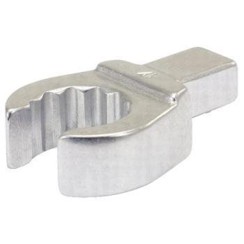 9x12mm Einsteck-Ringschlüssel offen, 18mm 516.2518