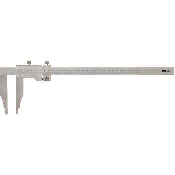 Werkstatt-Messschieber ohne Spitzen, 0-400mm 300.0