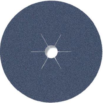 Schleiffiberscheibe CS 565, Abm.: 125x22 mm , Korn: 60