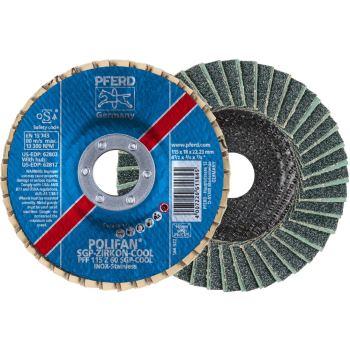 POLIFAN®-Fächerscheibe PFF 115 Z 60 SGP-COOL/22,23