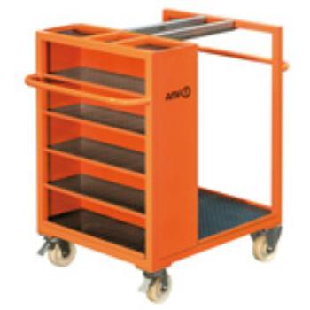 Spannmittel- Werkstattwagen Nr.6470 74252