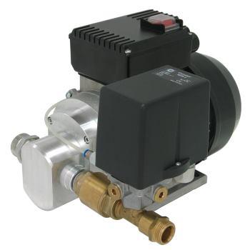 Elektro-Zahnrad-Pumpenaggregat EP 400-DS mit Druck