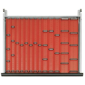 HK Einrichtungssortiment 550 S Muldenplatten ab 40
