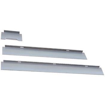 HK Fachteiler aus Aluminium Nennlänge 100 mm Höhe