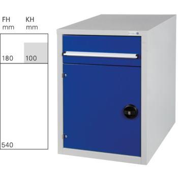 Unterbauschrank GK 1 RAL 7035/5010