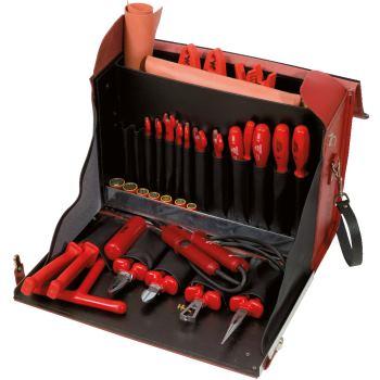 Isolierter Werkzeugsatz, 36-tlg. 117.1830