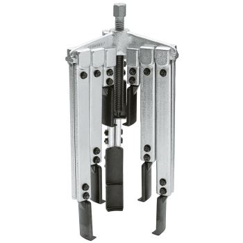 Abzieher-Set mit 9 Haken 130x100/200/250 mm