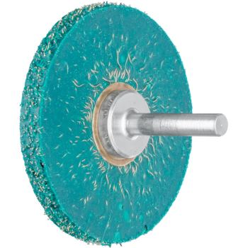 Rundbürste mit Schaft, vulkanisiert RBV 6307/6 ST 0,30