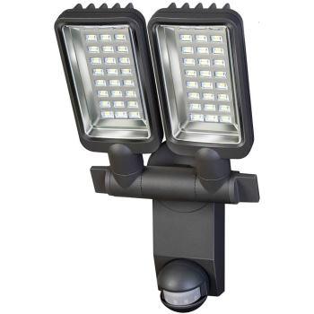 Sensor LED-Strahler Duo Premium City SV5405 PIR IP