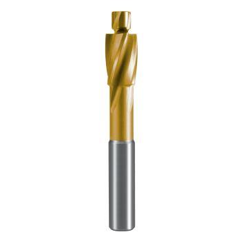 Flachsenker TIN,festem Führungszapfen,Kelo,M 4 1