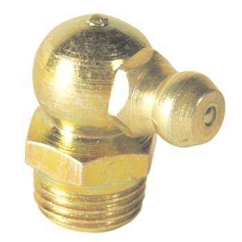 """Hydraulik-Kegel-Schmiernippel H3 R1/4"""" DIN 71412"""