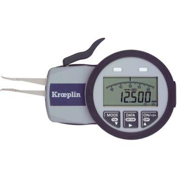Schnelltaster G102 2,5 - 12,5 mm 0,005 mm ZW IP67