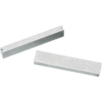 Einsätze aus Aluminium 150 mm B.Breite