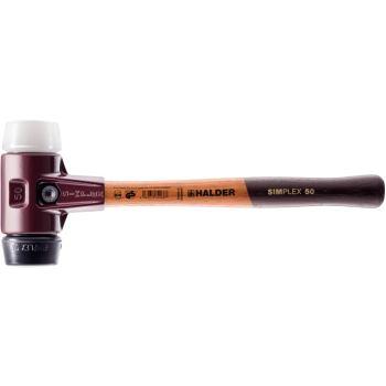 Schonhammer SIMPLEX 50 mm Kopfdurchm.Gummikomp./S