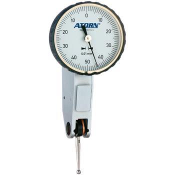 Fühlhebelmessgerät 0,01 mm Skw. 32 mm Skalenring 1 5,9 mm Messeinsatzlänge