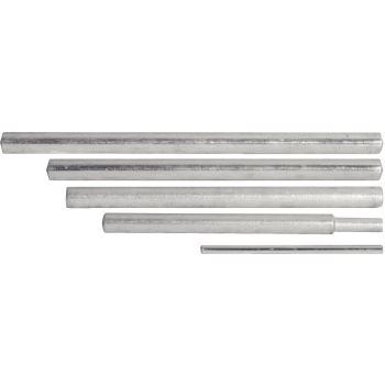 Drehstifte für Rohrsteckschlüssel, 6x7-21x23mm 518