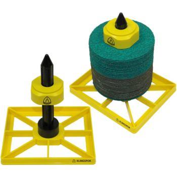 Fiberscheibenständer FS 555, Abm.: 170x140x196 mm