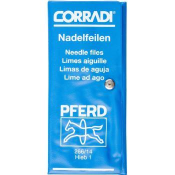 CORRADI®-Nadelfeilen-Set 266/14 140 mm H1