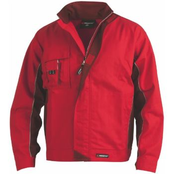 Bundjacke Starline® rot/schwarz Gr. S