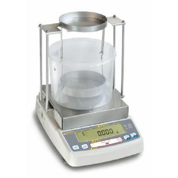 Set zur Dichtebestimmung von Flüssigkeiten / und F