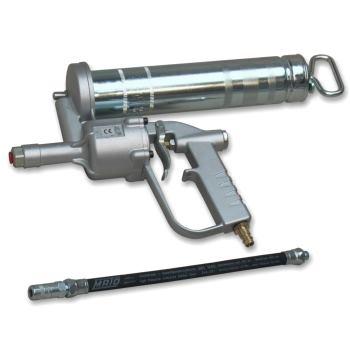 Druckluft-Ölpresse DFO 501 mit Gummipanzerschlauch