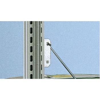 CLIP Längsriegel MS 1000 mm verzinkt gelocht