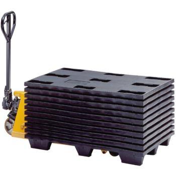 Kunststoff-Vierwegestapelpalette, Traglast 1200 kg