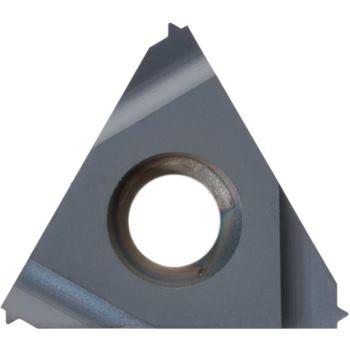 Vollprofil-Platte Außengewinde links 16EL10W HC661 5 Steigung 10W