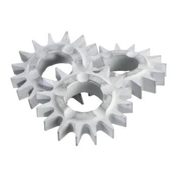 Frässterne spitz (Set=15 Stück)