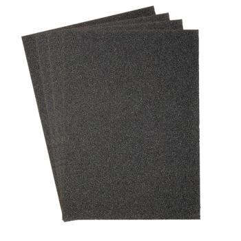 Schleifpapier-Bogen, wasserfest, PS 11 C Abm.: 230x280, Korn: 220