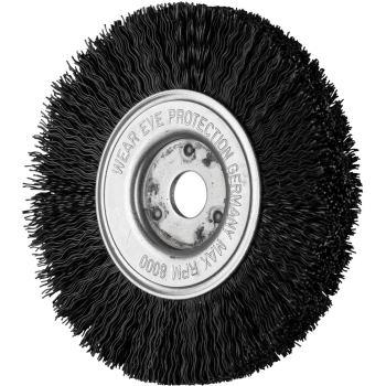 Rundbürste, ungezopft RBU 10012/12,0 Nylon 0,40