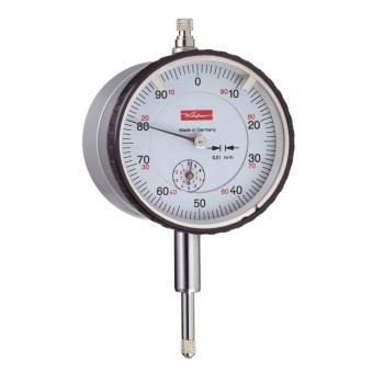 Messuhr 0,01mm / 10mm / 58mm / Antimagnetisch / ISO 463 - DIN 878 10282