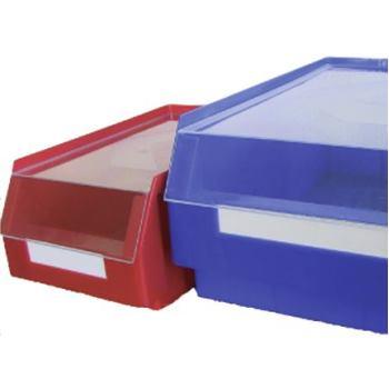 RasterPlan Auflagedeckel glasklar 290 x 140 mm für