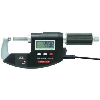 40 EWR Digitale Bügelmessschraube 0-25 mm, mit Dat